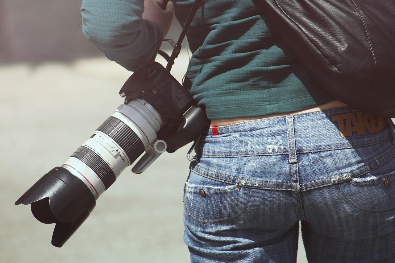 La créativité joue un grand rôle dans le métier du photographe
