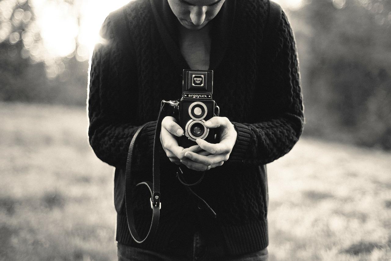 Imagination et créativité, les grands secrets de la photo.